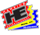 Hawkins Entertainment Logo